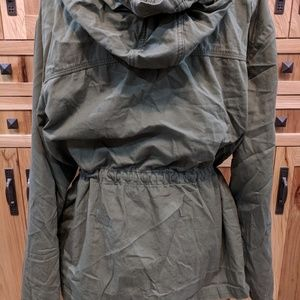Sonoma Army green coat